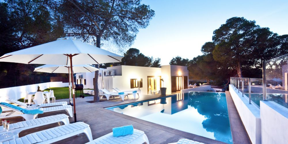 Rent Ibiza Holiday Villas